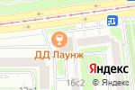 Схема проезда до компании Таллин ЛД в Москве