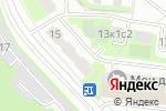 Схема проезда до компании Сходня-1 в Москве