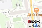 Схема проезда до компании Фотосалон на ул. Толбухина в Москве