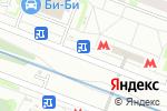 Схема проезда до компании Поющий гитарист Строгино в Москве