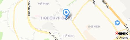 Sensation на карте Химок