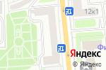 Схема проезда до компании Granitic в Москве