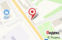 Схема проезда до компании Дачник в Озерецком