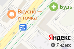 Схема проезда до компании Магнит в Путилково