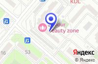 Схема проезда до компании ТФ ЕВРО-ФАРМ в Москве