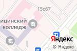 Схема проезда до компании Уникар-Р в Москве