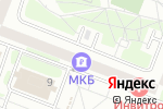 Схема проезда до компании Массандра в Москве