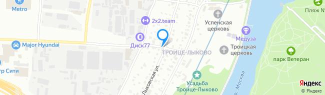 Лыковский проезд
