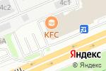 Схема проезда до компании Магазин стальных дверей в Москве