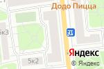 Схема проезда до компании АкваТехнологии в Москве