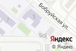 Схема проезда до компании Московский университет МВД РФ в Москве