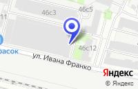 Схема проезда до компании КБ НАЦИОНАЛЬНЫЙ БАНК ВЗАИМНОГО КРЕДИТА в Москве