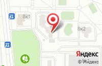 Схема проезда до компании Артомедиа в Москве