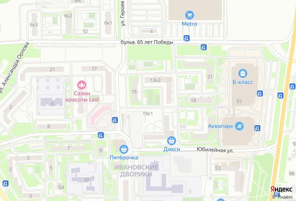 купить квартиру в ЖК Ивановские дворики