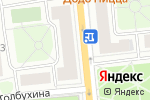 Схема проезда до компании Согласие в Москве