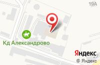 Схема проезда до компании ТД ИНОКС в Щапово