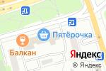 Схема проезда до компании Artbeauty в Москве