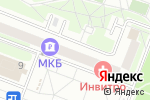 Схема проезда до компании Многорук в Москве