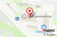 Схема проезда до компании РусТим в Москве