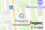 Схема проезда до компании Мебико в Москве