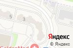 Схема проезда до компании Азбука Жилья в Москве