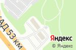 Схема проезда до компании Мой Автомобиль в Москве
