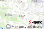 Схема проезда до компании Эльза в Москве