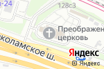 Схема проезда до компании Нарат Пласт в Москве