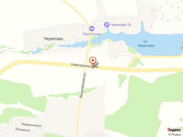 Остановка «Яковлевская ул.», проезд без названия (1008935) (Москва)