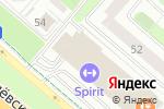 Схема проезда до компании Kettler в Москве