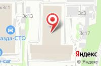 Схема проезда до компании Полиграфическая Лаборатория Нестандартных Решений в Москве