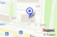 Схема проезда до компании АВТОСЕРВИСНОЕ ПРЕДПРИЯТИЕ СТСС в Москве