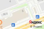 Схема проезда до компании Альфа трейд в Москве