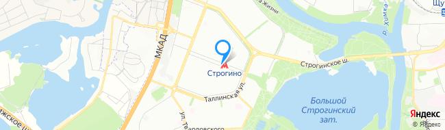 район Строгино