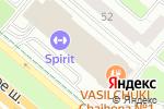 Схема проезда до компании Магазин головных уборов на Рублёвском шоссе в Москве