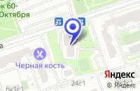 Схема проезда до компании МЕБЕЛЬНЫЙ МАГАЗИН БАРЕЛЬЕФ в Москве