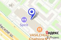 Схема проезда до компании МЕБЕЛЬНЫЙ МАГАЗИН ТРИО в Москве