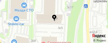 Майдин Групп на карте Москвы