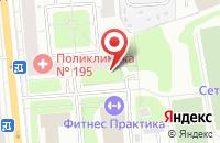Схема проезда до компании Максима Декор в Москве