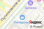 Схема проезда до компании Бэби-клуб в Путилково