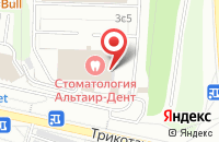Схема проезда до компании Печати Сзм в Москве