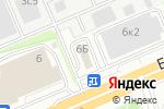 Схема проезда до компании Домашняя коллекция в Москве