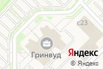 Схема проезда до компании Huawei Technologies в Москве