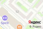 Схема проезда до компании Морена-Плюс в Москве