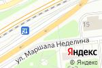 Схема проезда до компании Мангал в Москве