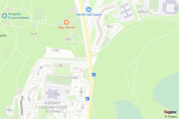 Ремонт телевизоров Светлогорский проезд на яндекс карте