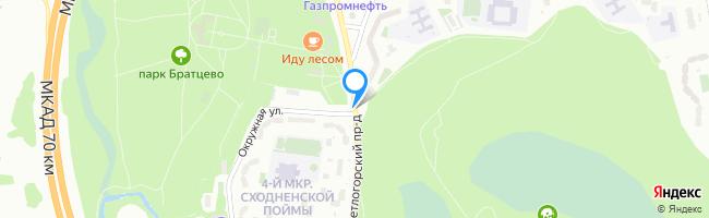 Светлогорский проезд