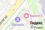 Схема проезда до компании Магазин строительных материалов в Путилково