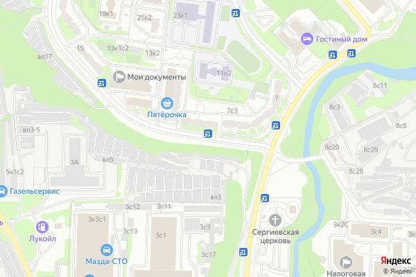 Ремонт телевизоров Улица Василия Петушкова на яндекс карте