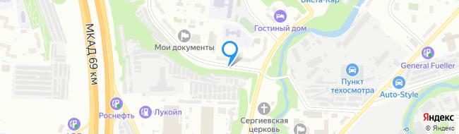 улица Василия Петушкова